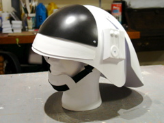RFT Finished                                     Helmet