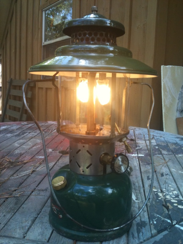 Old Coleman lanterns and stoves - AR15 COM